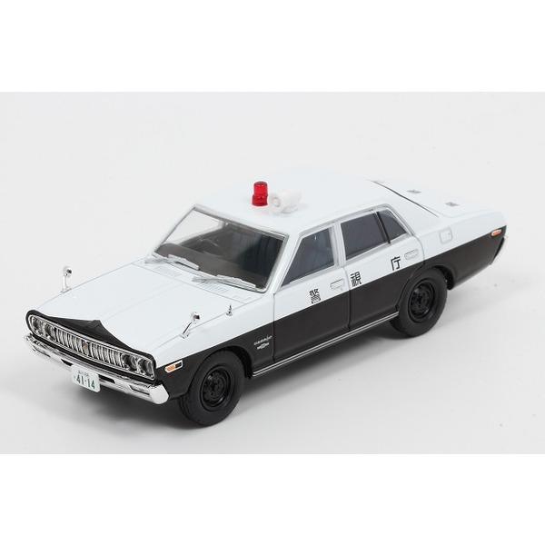 【トミカリミテッドヴィンテージNEO】 1/43 西部警察 Vol.04 日産 セドリック パトロールカー 230型 警視庁