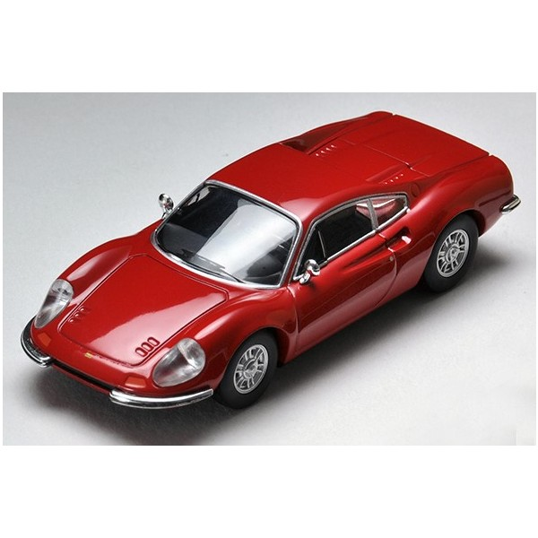 【TOMICA LIMITED VINTAGE】 1/64 フェラーリ ディーノ246gt(赤)