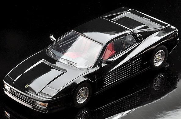 TOMICA LIMITED VINTAGE NEO 1/64 フェラーリ テスタロッサ(黒)