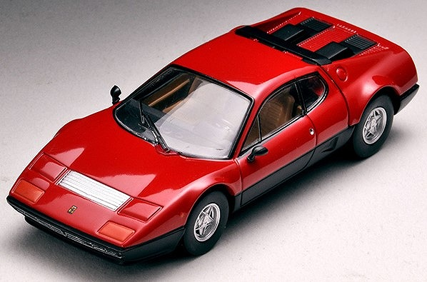 TOMICA LIMITED VINTAGE NEO 1/64 フェラーリ 512BB (赤/黒)