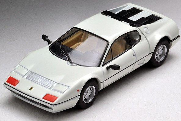 <予約 2021/4月発売予定> TOMICA LIMITED VINTAGE NEO 1/64 フェラーリ 512BBi (白)