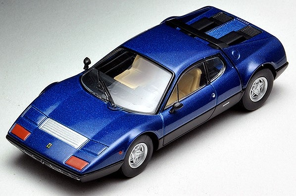 TOMICA LIMITED VINTAGE NEO 1/64 フェラーリ 365 GT4BB (青/黒)