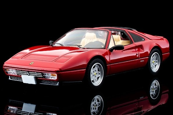 TOMICA LIMITED VINTAGE NEO 1/64 フェラーリ 328 GTS(赤)