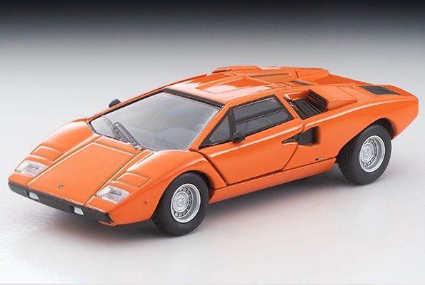 <予約 2021/2月発売予定> TOMICA LIMITED VINTAGE NEO 1/64 ランボルギーニ カウンタック LP400 (オレンジ)