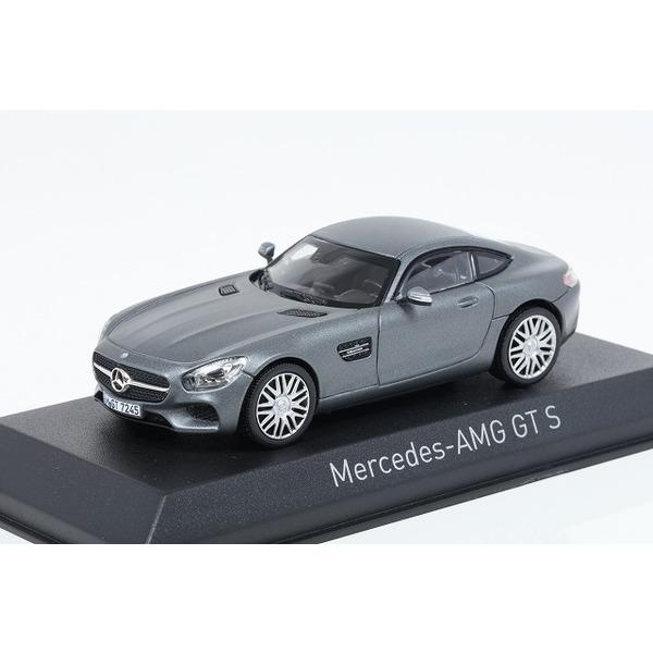 【ノレブ】 1/43 メルセデス AMG GT S 2015 マットグレー