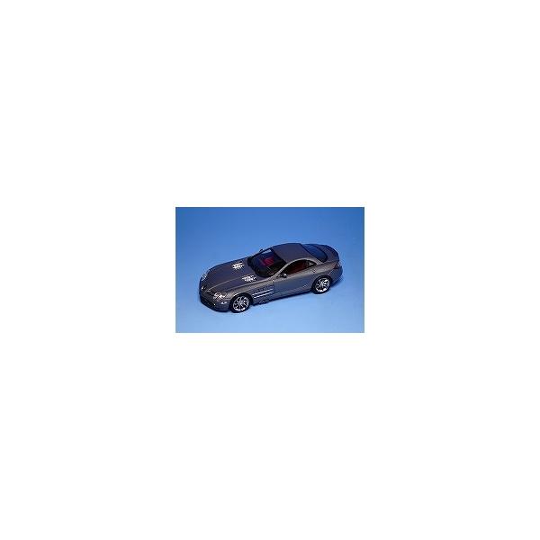 1/43 メルセデスベンツ SLR マクラーレン 2003 (Grey)