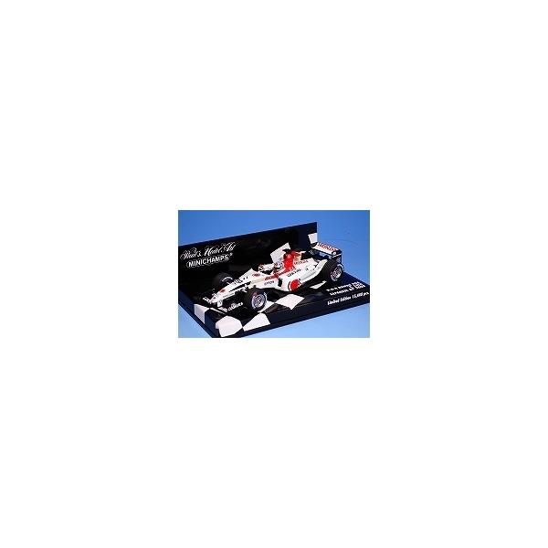 1/43 BAR ホンダ 006 日本GP2004 No.10