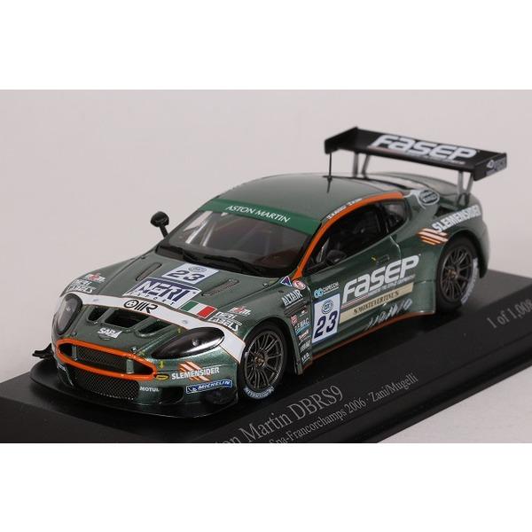 【MINICHAMPS】 1/43 アストンマーチン DBRS9 FIA GT3 スパ 2006 No,23