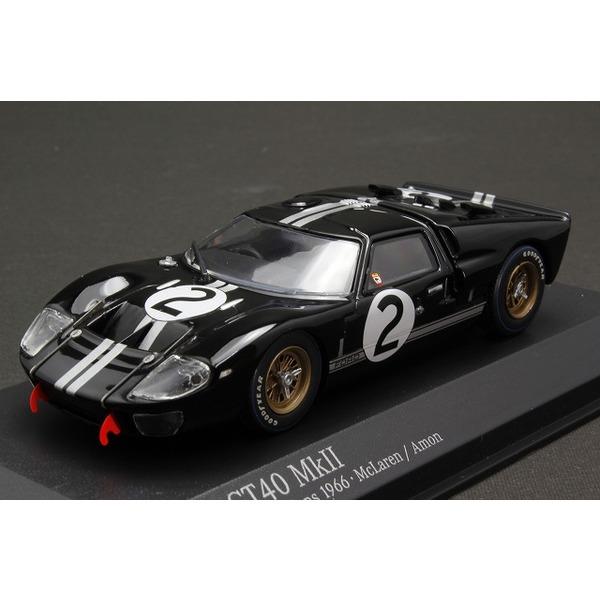 1/43 フォード GT40 MkII No,2 ルマン 24h 1966 優勝