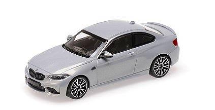 MINICHAMPS 1/43 BMW M2 Competition 2019 Silver