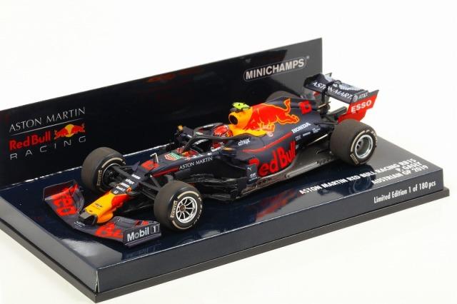 MINICHAMPS 1/43 アストンマーチン レッドブル レーシング ホンダ RB15 P・ガスリー オーストリアGP 2019