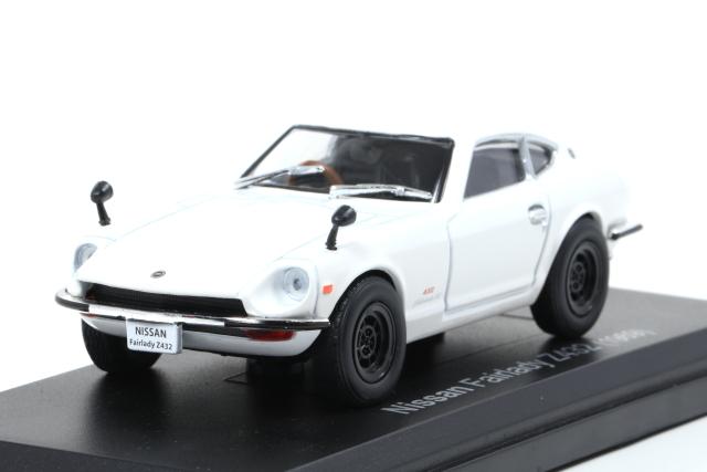 NOREV 1/43 Nissan Fairlady Z 1969 White