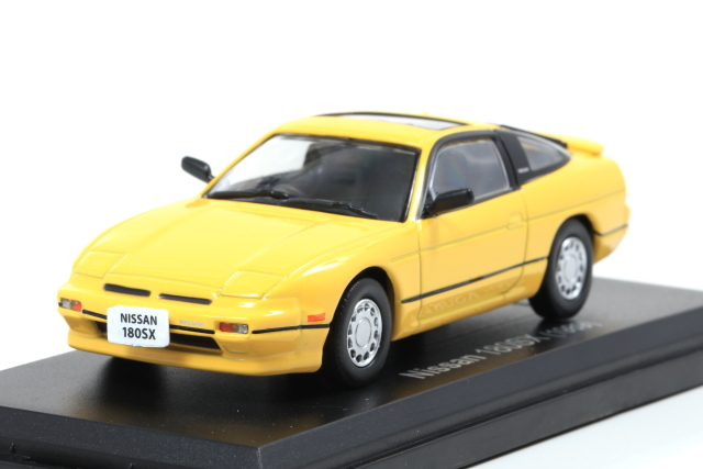 NOREV 1/43 Nissan 180SX 1989 Yellow