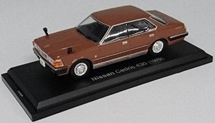 NOREV 1/43 日産 セドリック 430 1979 ブラウン