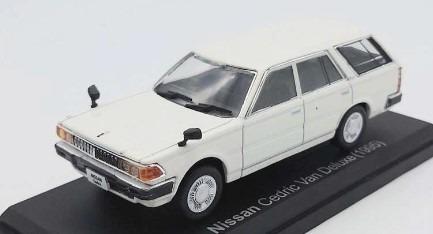 NOREV 1/43 日産 セドリック バン デラックス 1995 ホワイト