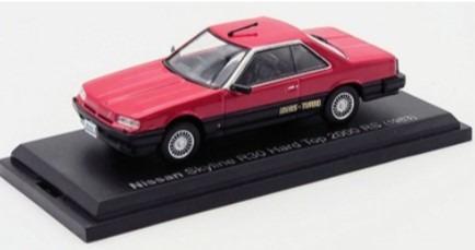 NOREV 1/43 日産 スカイライン R30 ハードトップ 2000RS 1983 鉄仮面 レッド