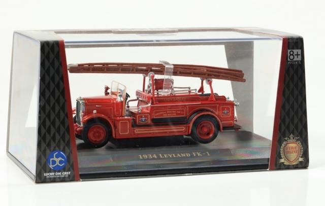 LUCKY DIE CAST 1/43 1934 LEYLAND FK-1