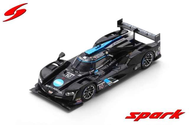 Spark 1/43 Konica Minolta Cadillac DPi-V.R No.10 Wayne Taylor Racing Winner 24H Daytona
