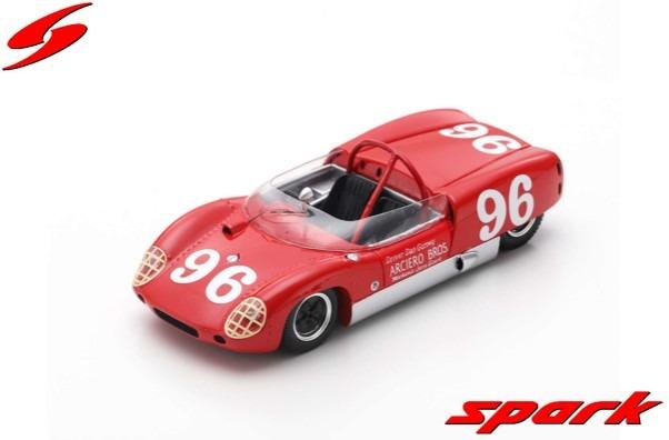 Spark 1/43 Lotus 19 No.96 Winner Daytona 1962Dan Gurney