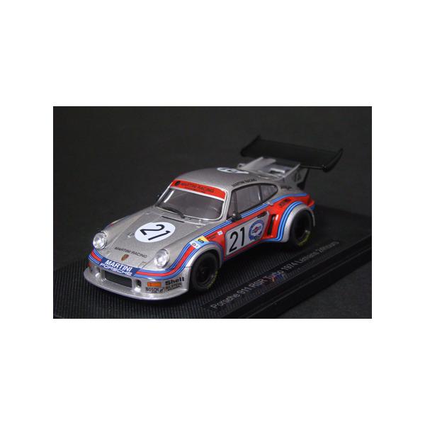 1/43 ポルシェ 911 RSR ターボ 1974 ルマン No.21