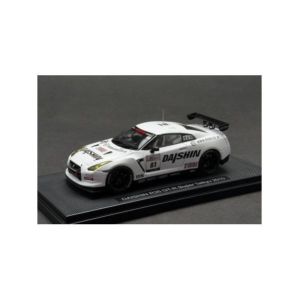 1/43 ダイシン R35 GT-R スーパー耐久 2010 No,81