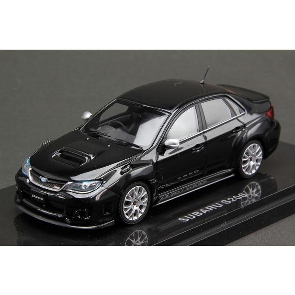 1/43 スバル  S206 (Black)