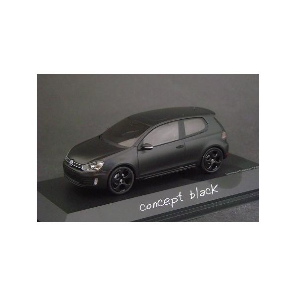 1/43 VW ゴルフ VI GTI (マットブラック)