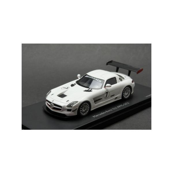 ≪セール≫1/43 メルセデスベンツ SLS AMG GT3 No.7