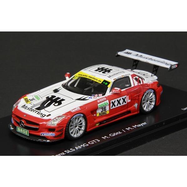 1/43 メルセデス ベンツ SLS AMG GT3 No,36