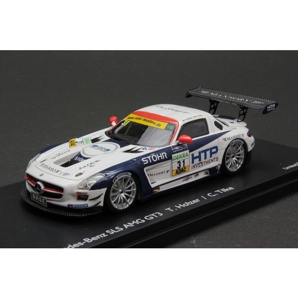 1/43 メルセデス ベンツ SLS AMG GT3 No,31