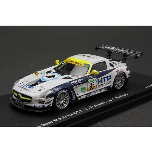 1/43 メルセデス ベンツ SLS AMG GT3 No,33