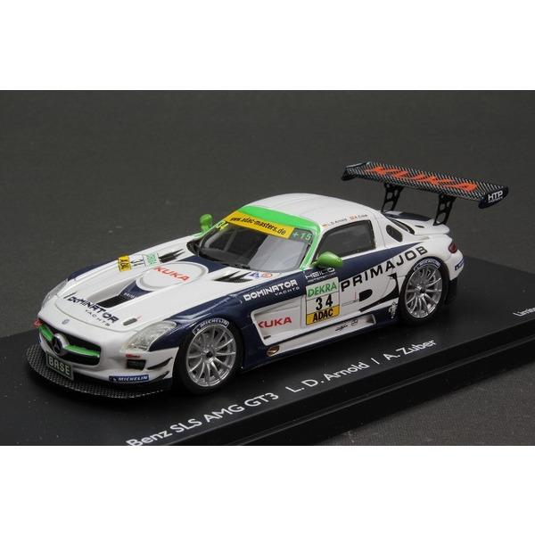 1/43 メルセデス ベンツ SLS AMG GT3 No,34