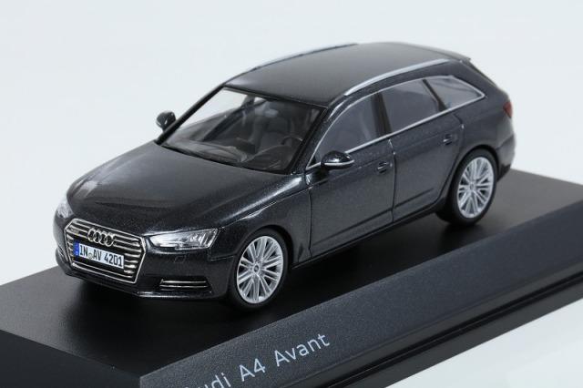 Audi 1/43 アウディ A4  アバント デイトナグレー