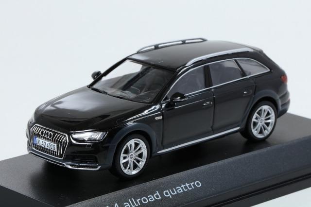 Audi 1/43 アウディ A4  オールロード  ミトスブラック