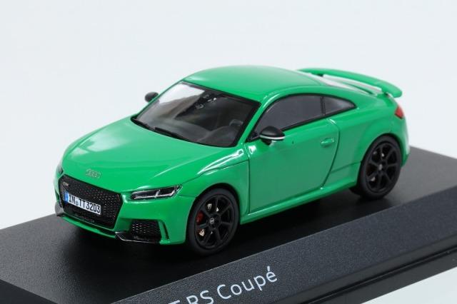 Audi 1/43 アウディ TT RS  クーペ  グリーン