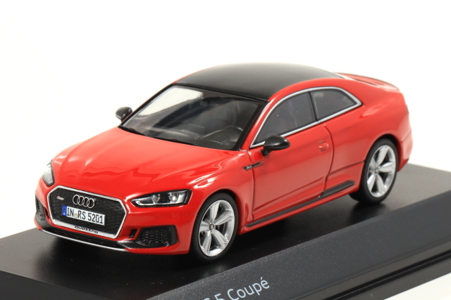 Audi 1/43 Audi RS 5 Coupe Misano Red
