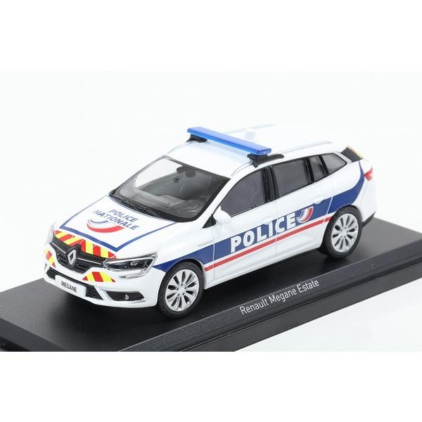 【NOREV】 1/43 Renault Megane Estate 2016 Police Nationale