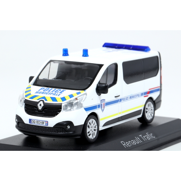 "【NOREV】 1/43 Renault Trafic 2014 ""Police Municipale"""