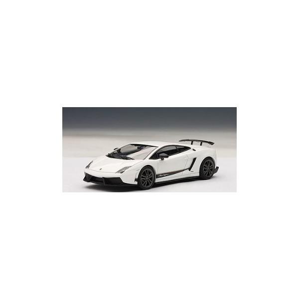 1/43 ランボルギーニ ガヤルド LP570-4 スーパーレジェーラ (ホワイト)