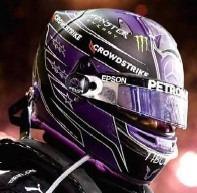 <予約 2021/7月発売予定> Spark 1/5 Lewis Hamilton - Mercedes-AMG - 2021