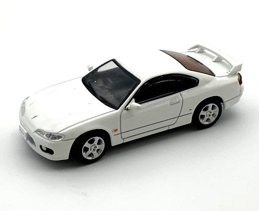 BM CREATIONS 1/64 Nissan SILVIA S15 White RHD
