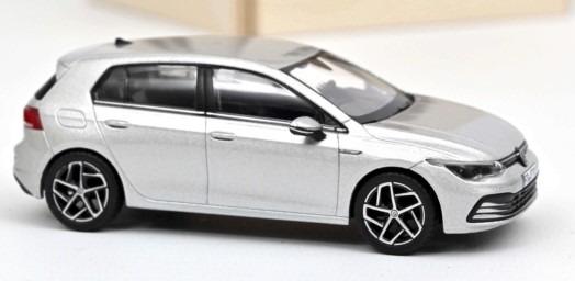 NOREV 1/43 VW ゴルフ 2020 シルバー