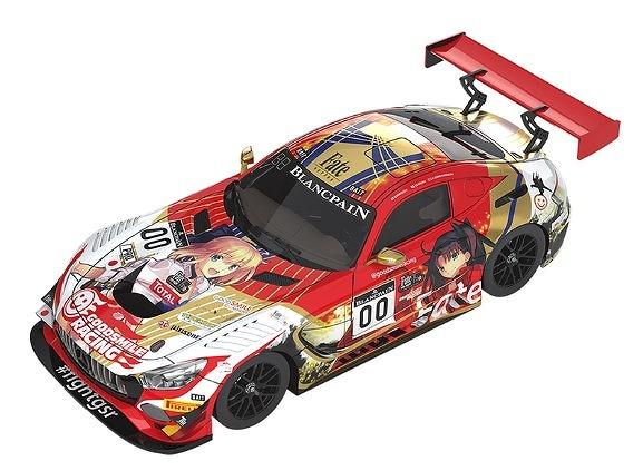 GOODSMILE RACING 1/43 GOODSMILE RACING & TYPE-MOON RACING 2019 スパ24H テストデイ Ver.