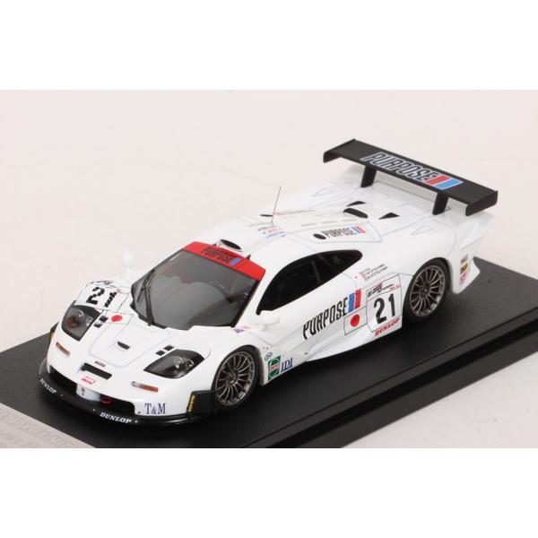 <セール> MIRAGE 1/43 McLaren F1 GTR #21 1999 Fuji 1000km *宮沢模型流通限定