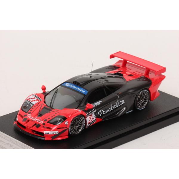 <セール> MIRAGE 1/43 Mclaren F1 GTR #27 1997 Silverstone *宮沢模型流通限定