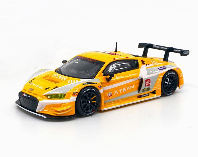 POPRACE 1/64 Audi R8 LMS エヴァ RT PROTO TYPE-00 零号機 X Works R8