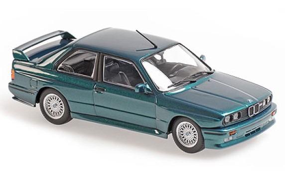 MINICHAMPS 1/43 BMW M3 (E30) 1987 グリーン MAXICHAMPSシリーズ