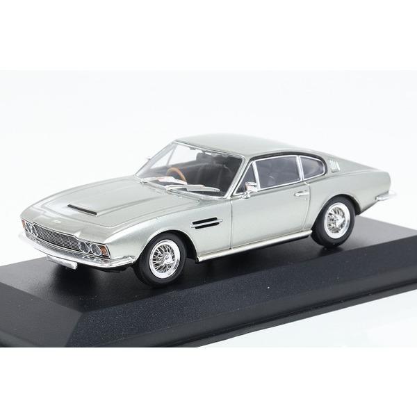 【ミニチャンプス】 1/43 アストン マーチン DBS 1967 シルバーメタリック ※MAXICHAMPSシリーズ