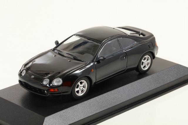 MINICHAMPS 1/43 トヨタ セリカ SS-II クーペ 1994 ブラック ※MAXICHAMPSシリーズ