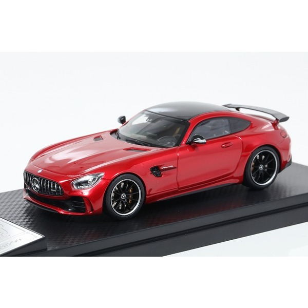 【ALMOST REAL】 1/43 メルセデス AMG GT R (メタルレッド)